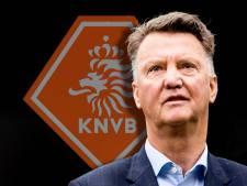 KNVB bevestigt: Louis van Gaal voor de derde keer bondscoach van Oranje