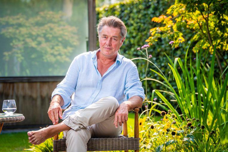 Guillaume Van der Stighelen. Beeld Gregory Van Gansen / Photo News