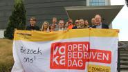 Ronse is met vijf deelnemende bedrijven hotspot tijdens Open Bedrijvendag