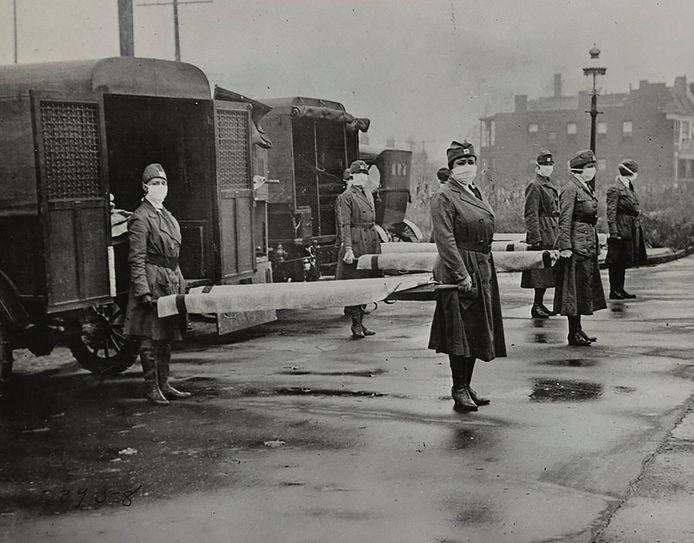St. Louis, Missouri, octobre 1918