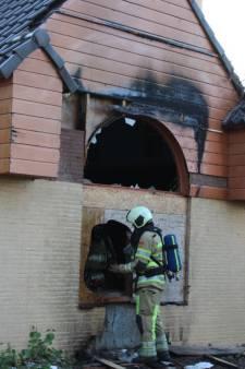 Opnieuw brand in leegstaand restaurant De Meern