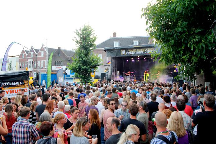 Vorig jaar was het festival Big Rivers een groot succes.