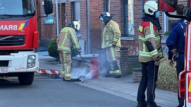 Schade blijft beperkt bij schouwbrand in Assebroek