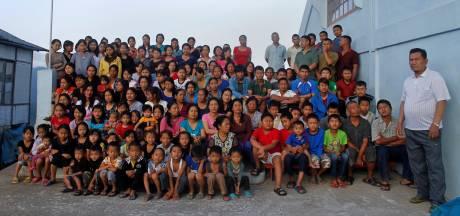 Une quarantaine de femmes et quelque 90 enfants: le patriarche de la plus grande famille du monde est mort