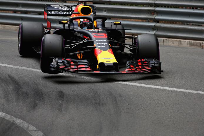 Daniel Ricciardia won afgelopen weekend de Grand Prix van Monaco.