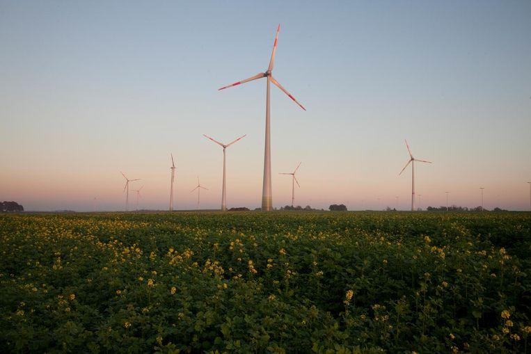 Aspiravi wil 2 nieuwe windturbines plaatsen.