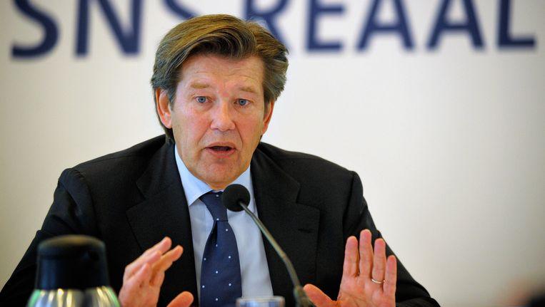Een foto van Van Keulen in 2008 Beeld ANP