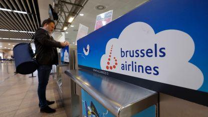 """12 vluchten geschrapt bij Brussels Airlines: """"Technische problemen aan vliegtuigen"""""""