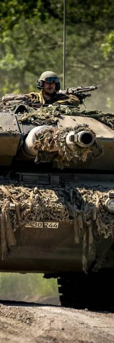'Pang Pang' roepen hoeft niet meer bij de landmacht