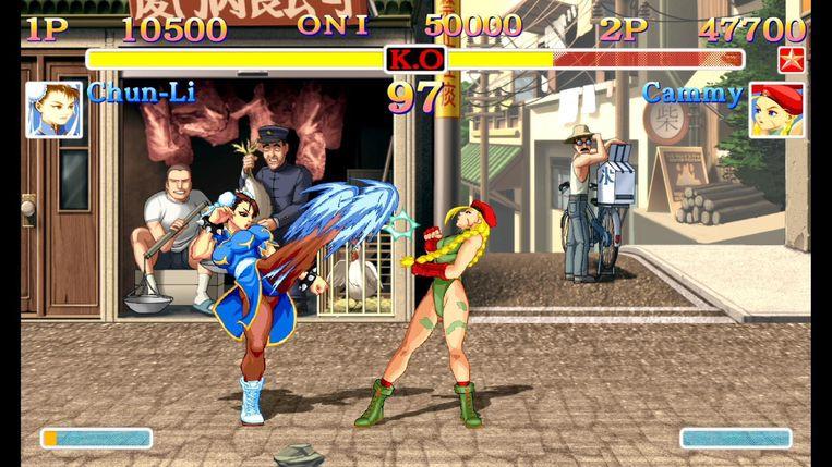 null Beeld Capcom
