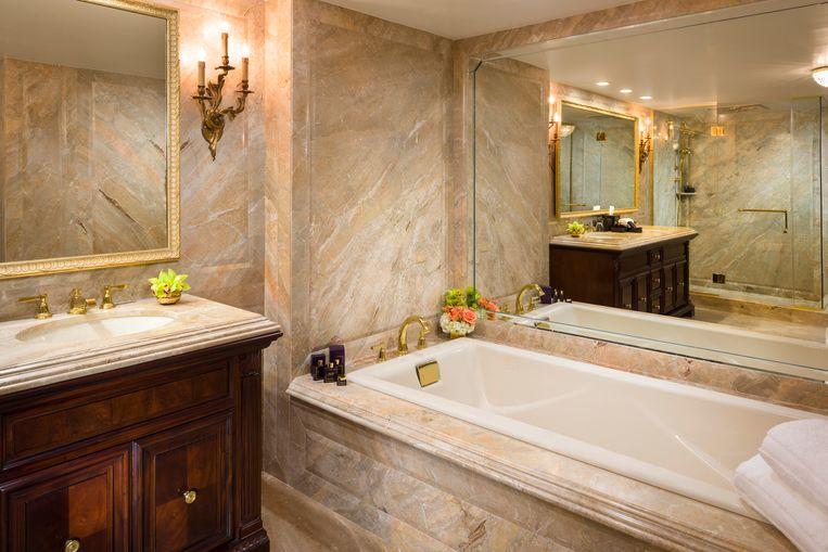 De badkamer. Beeld Moris Moreno