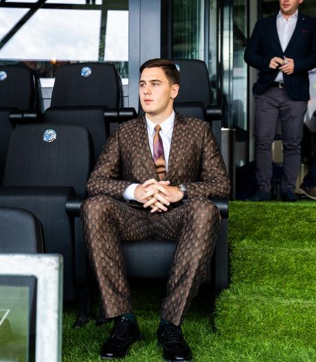 Kakhi Jordania laat FC Den Bosch weer schitteren. Hoe zit het met zijn financiën?