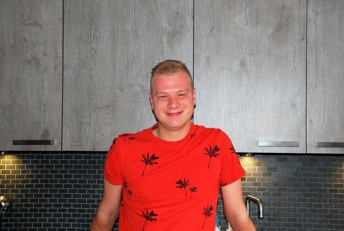Robin Wolfs uit Oostelbeers is al verzekerd van een plek in het Beers' Thuis.