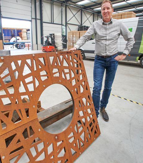 Van Amerika tot Midden-Oosten, bedrijf uit Heeswijk-Dinther zorgt dat wortel en steen elkaar niet in de weg zitten
