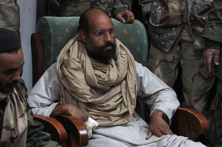 Saif al-Islam. Beeld REUTERS