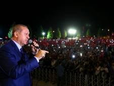Erdogan: Gülen-aanhangers hielpen PKK aanslagen plegen