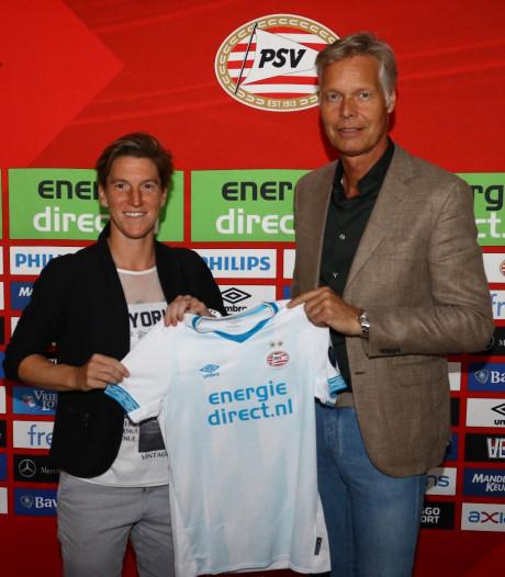 GOED sponsort PSV: 'Mooie mijlpaal voor vrouwenvoetbal binnen de club'