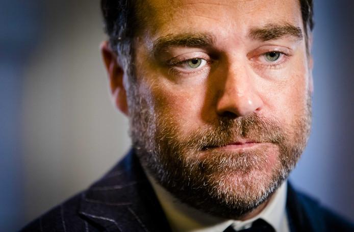 Fractievoorzitter Klaas Dijkhoff (VVD) reageert op het vertrek van VVD-kamerlid Han ten Broeke