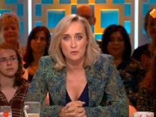 Eva Jinek praat met RTL, over SBS wil ze het niet hebben