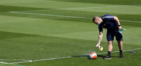 Premier League zet volgende stap: contact tijdens trainingen toegestaan