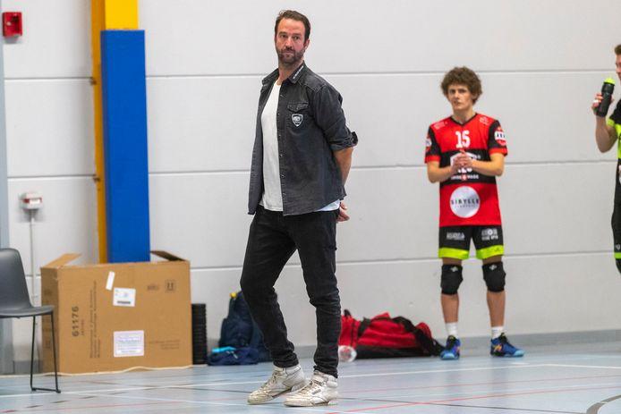 "Felco Gavere-trainer David Termote: ""Het niveau moet nog wel flink de hoogte in."""