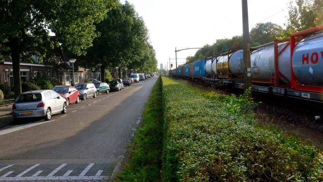 Gemeenten vrezen extra giftreinen door Tilburg, Oisterwijk en Gilze-Rijen