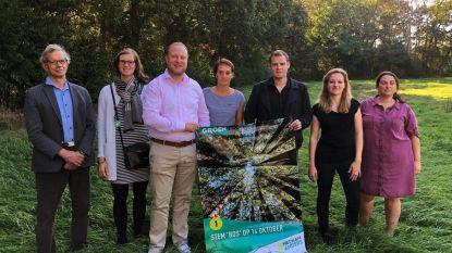 Groen wil stadsbos aan Poederkot