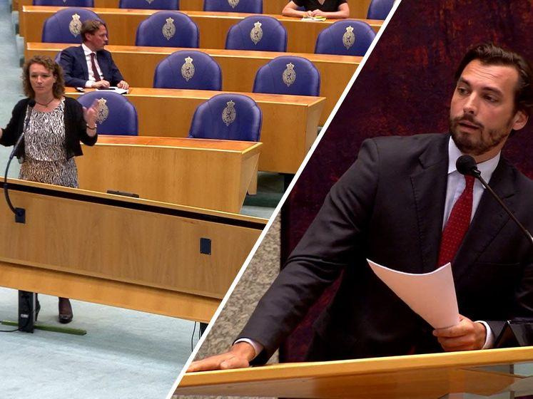 Kamerleden kwaad na 'onzinverzoek' Baudet: 'Hou op met die arrogantie'