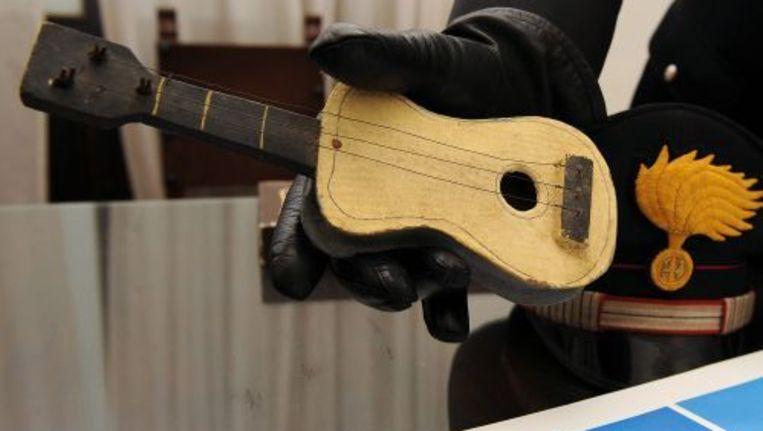 De gitaar van Picasso. Foto ANP Beeld