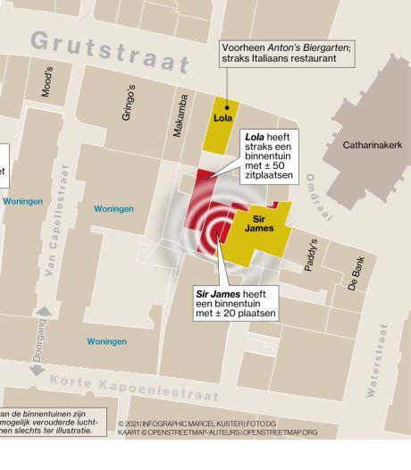 Heisa tussen buren en horeca over binnentuinen in Doetinchem: 'Pratende mensen, is dat overlast?'