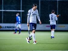 HC Tilburg krijgt ook tegen Bloemendaal pak slaag