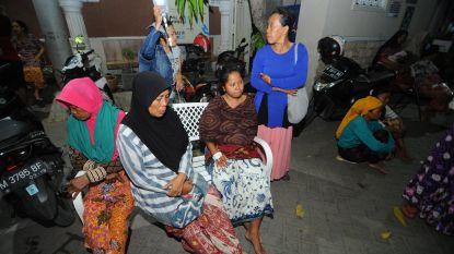 Drie doden bij aardbeving op Java