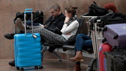 Nog 23 achtergebleven koffers op luchthaven
