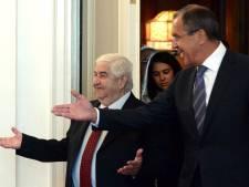 Bachar al-Assad remercie Poutine pour son soutien