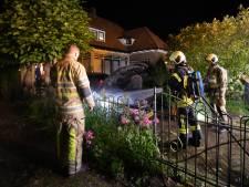 Opnieuw brand bij transport- en containerbedrijf: poging tot brandstichting auto van directeur