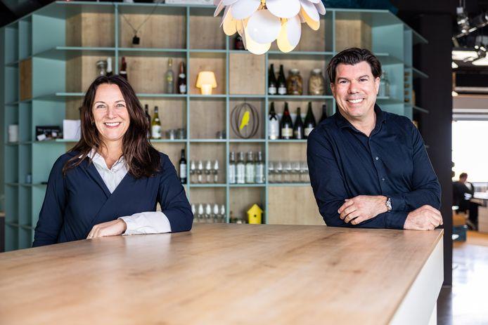 Sonja van den Beent en Marcel Hoogendoorn van platform Absoluta.