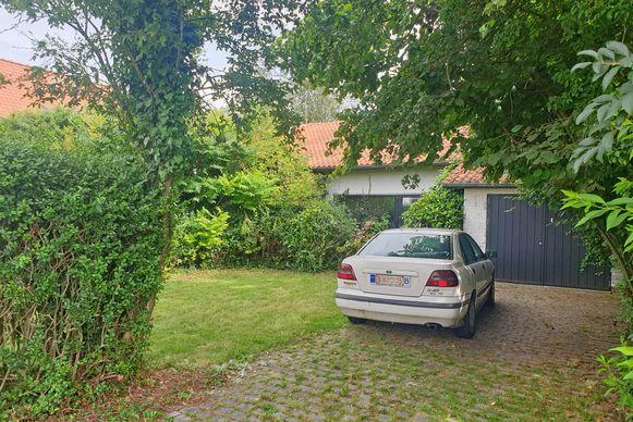 Het bejaarde koppel werd aangetroffen in deze woning in de Neerheide.