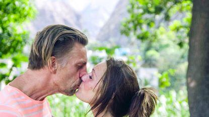 Eerste 'Boer zkt Vrouw'-kus van dit seizoen is een feit