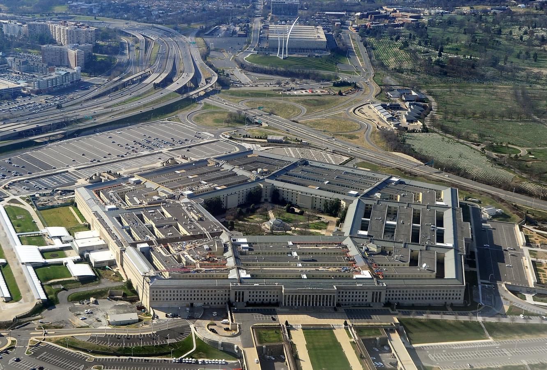 Het Pentagon.