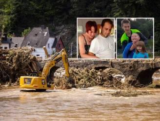 Moeder filmde watersnood vanop balkon, dan werd huis door zondvloed weggevaagd in Duitse Ahrbrück: geen hoop meer voor gezin met drie kinderen