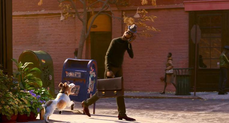 'Soul.' Beeld Pixar