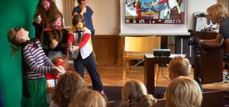 Kinderboekenweek dit jaar met veel buitenactiviteiten