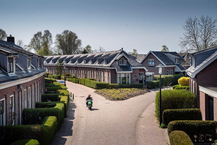 De Hollanderwijk lijkt de afgelopen honderd jaar nauwelijks aan rust en ruimte te hebben ingeboet. Beeld Reyer Boxem