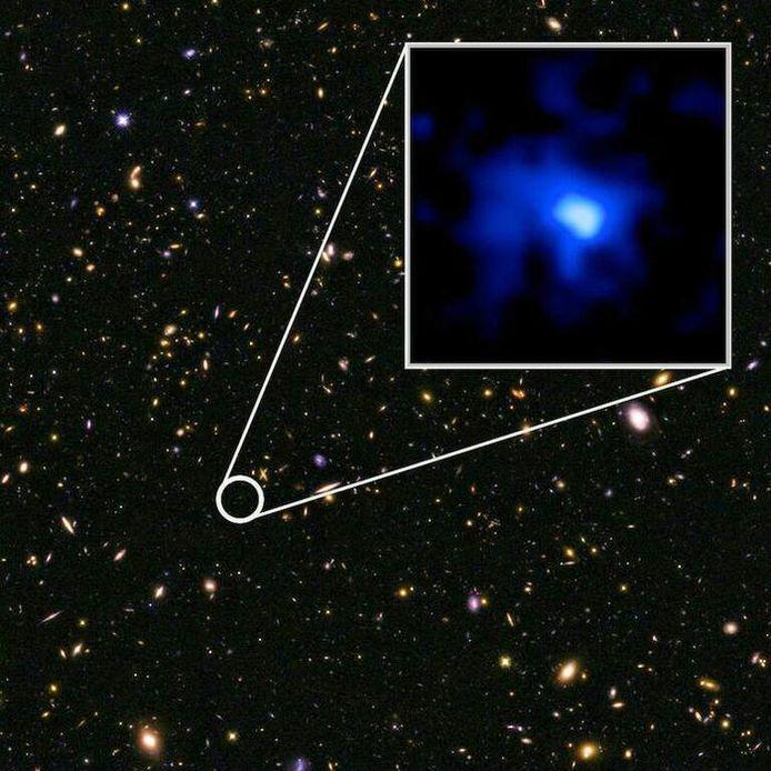NASA, ESA