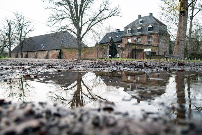 PR dgfoto Gelderlander Goch Duitsland: Klooster Graefenthal