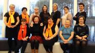 150 vrouwen houden Internationale Vrouwendag