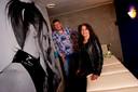 Tineke van Huis en Erik Immink zien volop enthousiasme bij hun klanten nu hun Parenclub Wilpenhof weer open is.
