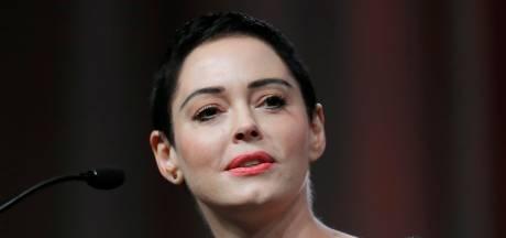Rose McGowan klaagt Harvey Weinstein aan voor afpersing