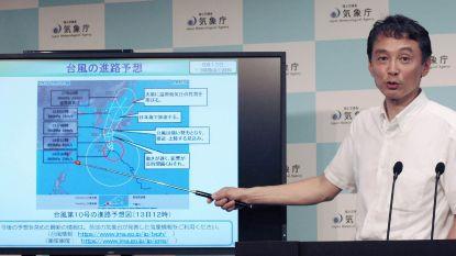 Japan bereidt zich voor op doortocht van tiende tyfoon dit jaar: krachtige Krosa op komst
