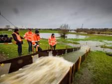 Waterschap laat superstorm los op Brede Groene Dijk
